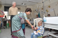 Healthcare New Delhi India Visit
